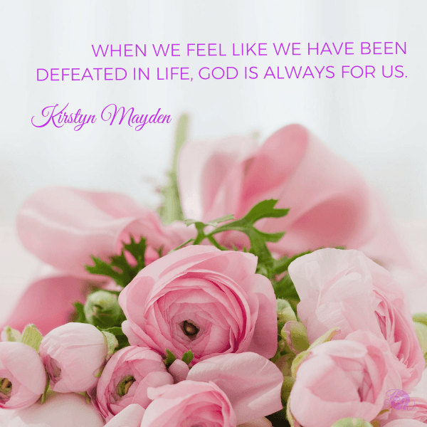God Is For You | Beloved Women Blog